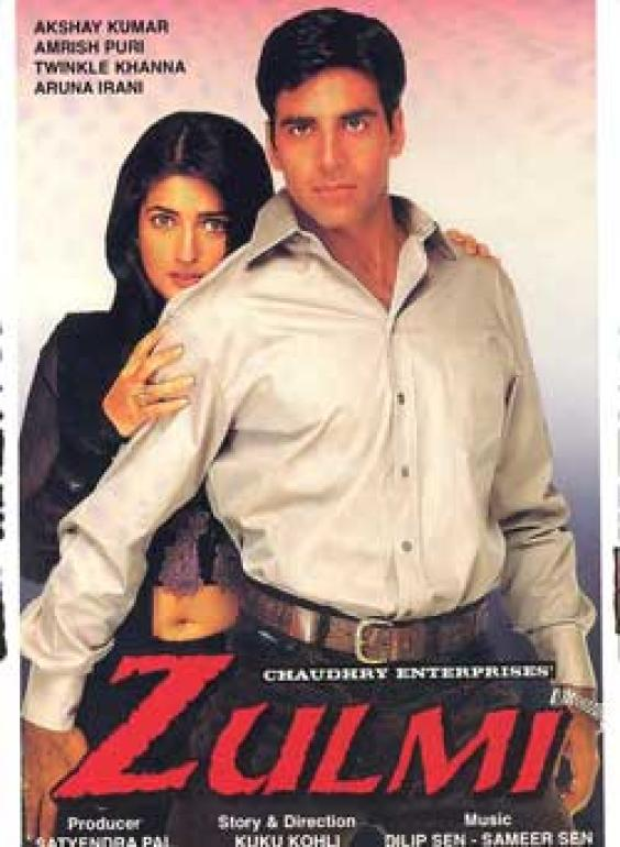 Zulmi (1999) Hindi 720p HDRip 1.2GB Download