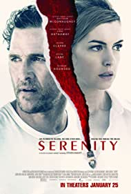 Matthew McConaughey and Anne Hathaway in Serenity (2019)