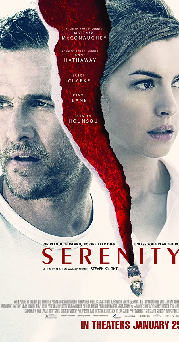 Watch Full HD Movie Serenity (2019)