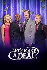 Wayne Brady, Jonathan Mangum, and Tiffany Coyne in Let's Make a Deal (2009)