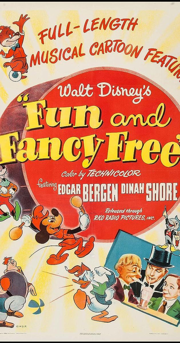Fun and Fancy Free (1948)