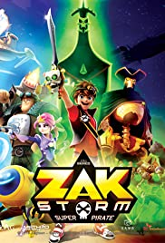 Zak Storm (TV Series 11– ) - IMDb