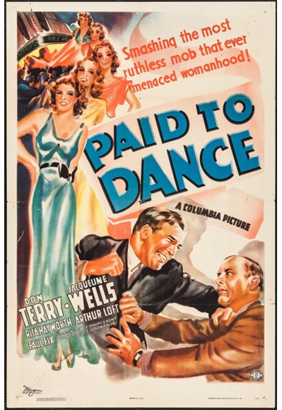 Paid to Dance (1937)