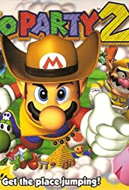 Mario Party 2 Poster