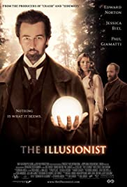 The Illusionist (2006) Poster - Movie Forum, Cast, Reviews