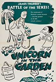 A Unicorn in the Garden (1953) Poster - Movie Forum, Cast, Reviews
