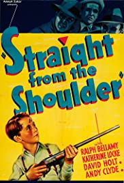 Straight from the Shoulder Poster