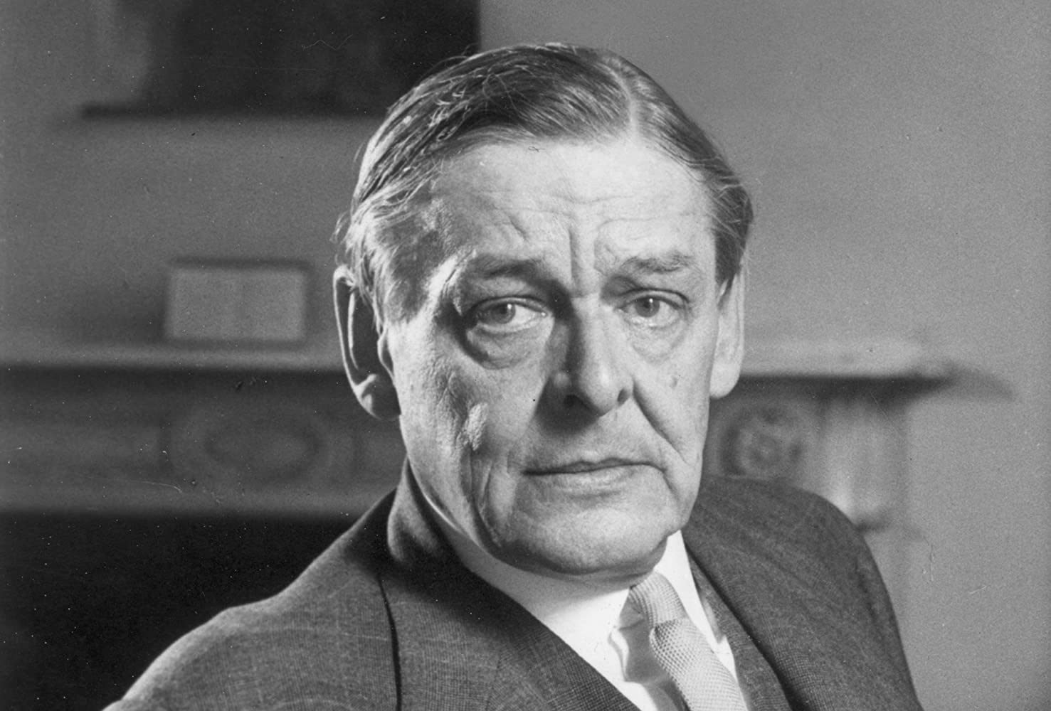 ts eliot real name