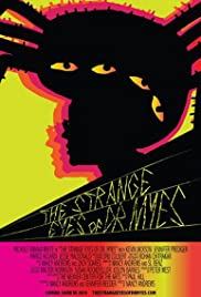 The Strange Eyes of Dr. Myes Poster