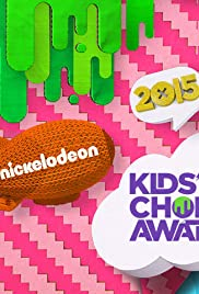 Nickelodeon Kids' Choice Awards 2015 Poster