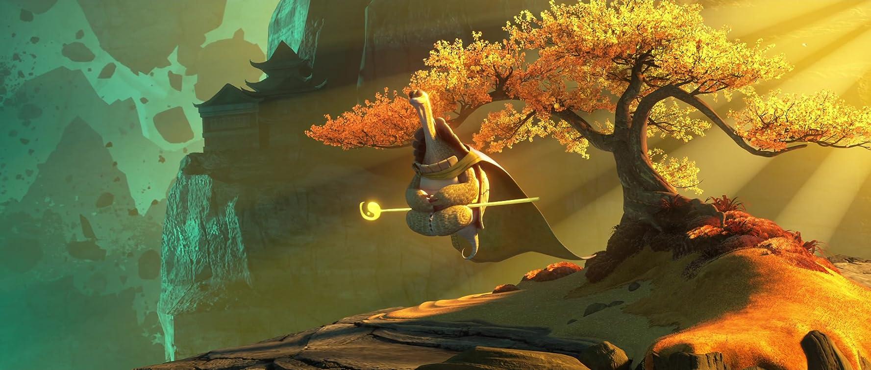 Randall Duk Kim in Kung Fu Panda 3 (2016)
