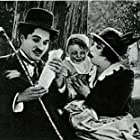 Charles Chaplin and Mabel Normand in His Trysting Place (1914)