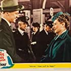 Irene Dunne and Van Johnson in The White Cliffs of Dover (1944)