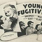 Harry Davenport, Larry J. Blake, Dorothea Kent, and Robert Wilcox in Young Fugitives (1938)