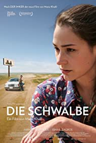 Manon Pfrunder in Die Schwalbe (2016)