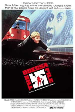 The Odessa File Poster Image