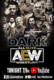 All Elite Wrestling: Dark (2019) Poster - TV Show Forum, Cast, Reviews