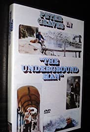 The Underground Man Poster
