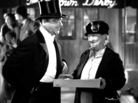 Aggie Herring and Lowell Sherman in What Price Hollywood? (1932)