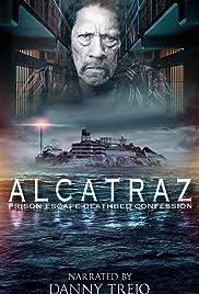 Alcatraz Prison Escape: Deathbed Confession Poster