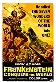 Frankenstein Conquers the World(1965) Poster - Movie Forum, Cast, Reviews