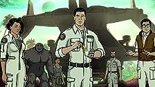 Archer: 1999 -- Road Trip