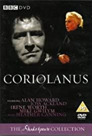 The Tragedy of Coriolanus Poster