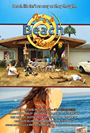 It's a Beach Thing Poster