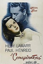 The Conspirators(1944) Poster - Movie Forum, Cast, Reviews