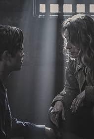 Samantha Smith and Alexander Calvert in Supernatural (2005)