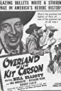 Overland with Kit Carson (1939) Poster