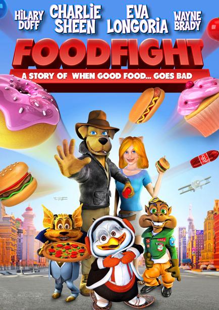 Foodfight! (2011)