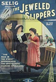 The Jeweled Slippers Poster