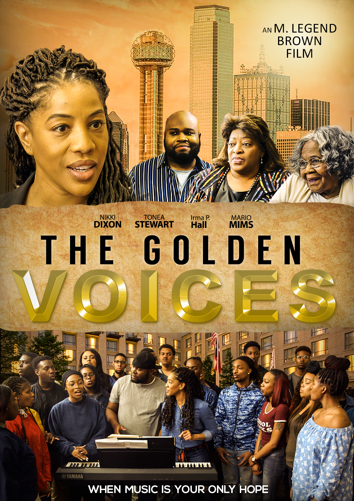 Image result for the golden voices movie""