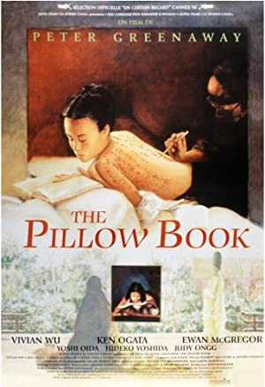 The Pillow Book 1996 11