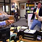 Phyllis Smith, Rainn Wilson, John Krasinski, Ed Helms, and Leslie David Baker in The Office (2005)