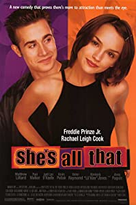 Good quality mp4 movie downloads She's All That [1280x720p]
