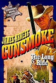 Gunsmoke: The Long Ride (1993) Poster - Movie Forum, Cast, Reviews