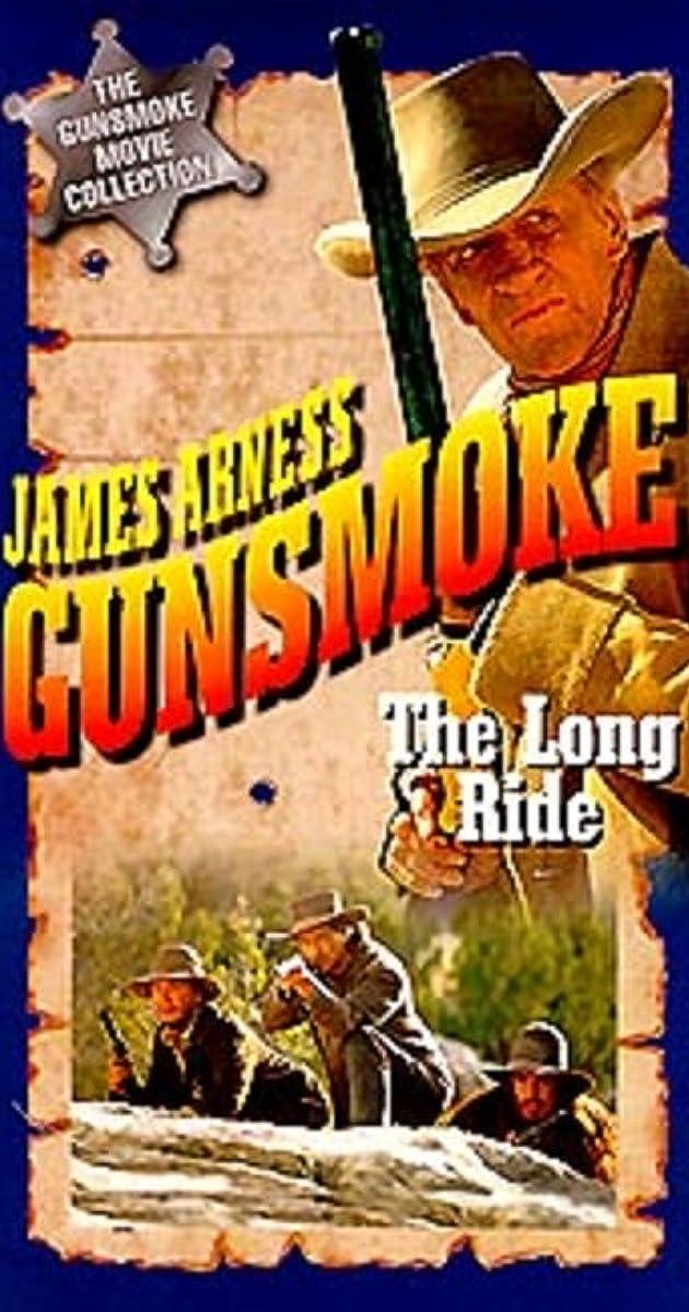 Gunsmoke: The Long Ride (TV Movie 1993) - IMDb