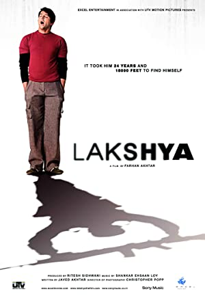 Javed Akhtar Lakshya Movie