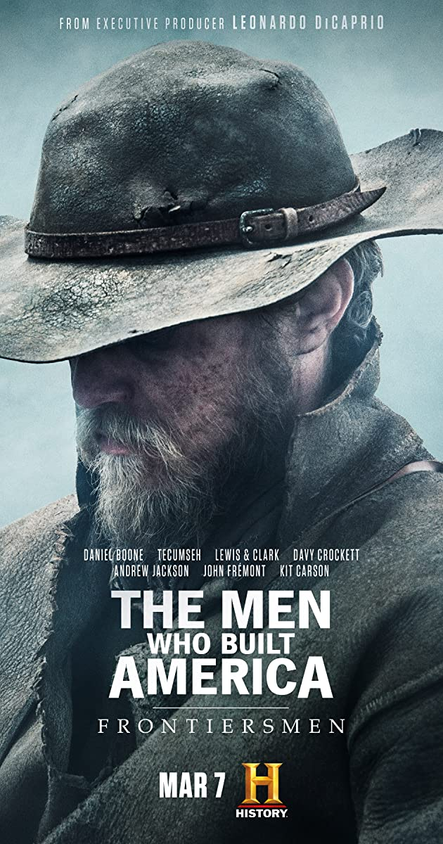 Download The Men Who Built America: Frontiersmen or watch streaming online complete episodes of  Season 1 in HD 720p 1080p using torrent