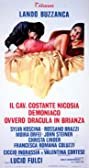 Dracula in the Provinces (1975) Poster