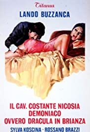 Dracula in the Provinces Poster