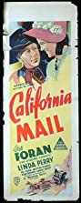 California Mail (1936) Poster