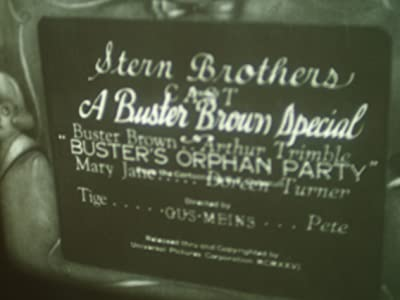 Watch all new movie trailers Buster's Orphan Party [hd1080p]