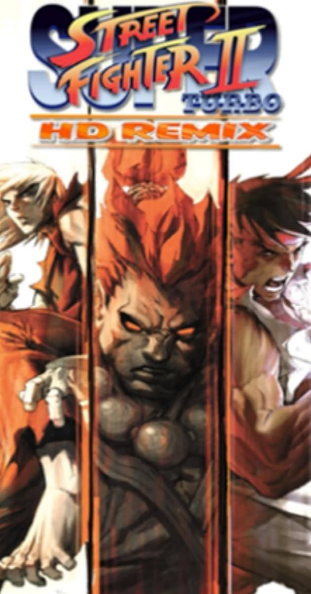 Super Street Fighter Ii Turbo Hd Remix Video Game 2008 Imdb