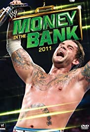 WWE Money in the Bank Poster