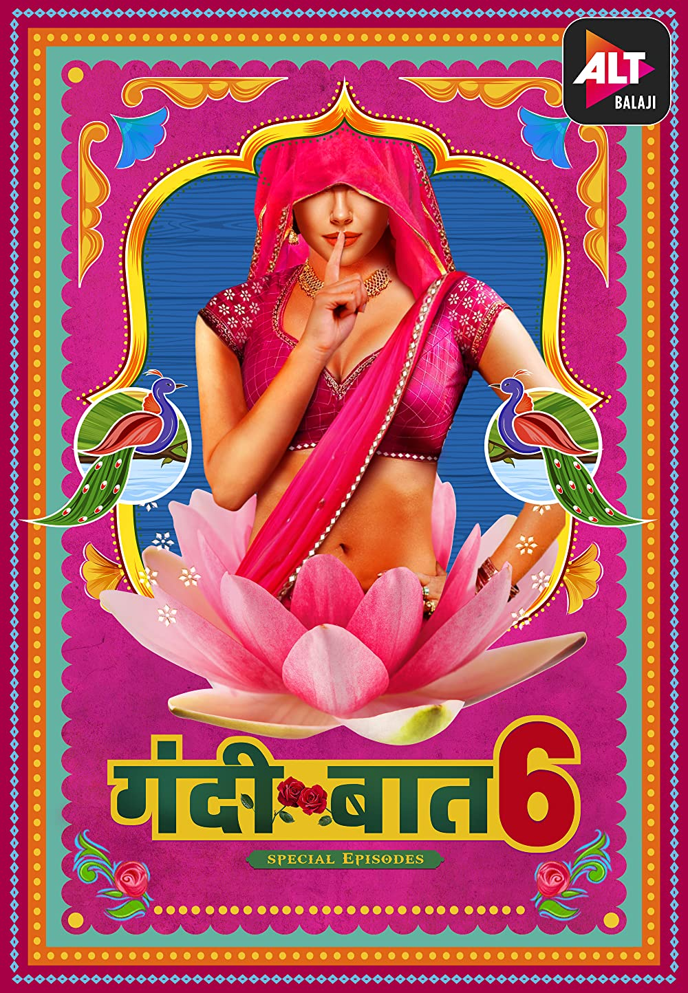 18+ Gandii Baat Season 6 Ep 1-2 (2021) Hindi ALTBalaji Original Web Series 1080p HDRip 1.2GB