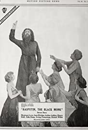 Rasputin, the Black Monk Poster