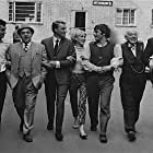 Annette Andre, Donal Donnelly, Frank Ifield, Martin Miller, Bryan Mosley, Ronald Radd, and Harvey Spencer in Up Jumped a Swagman (1965)